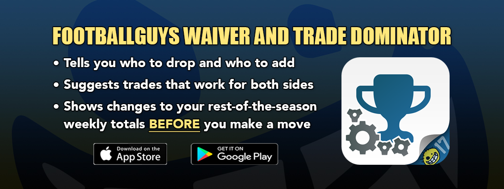 2017 Waiver and Trade Dominator Mobile